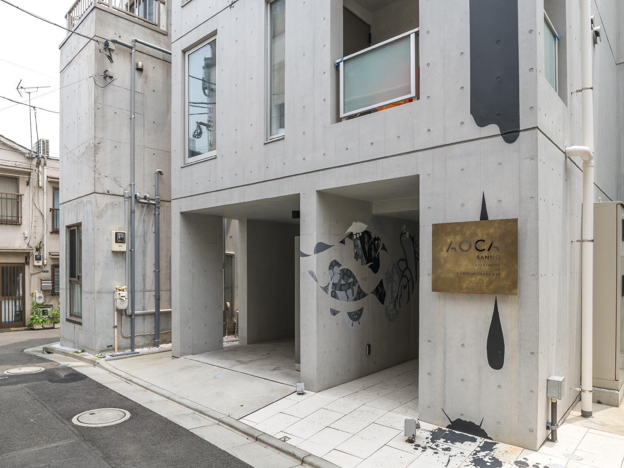 4ppl 2Bed FreeWiFi Kitchen Shibuya Shinagawa  2A