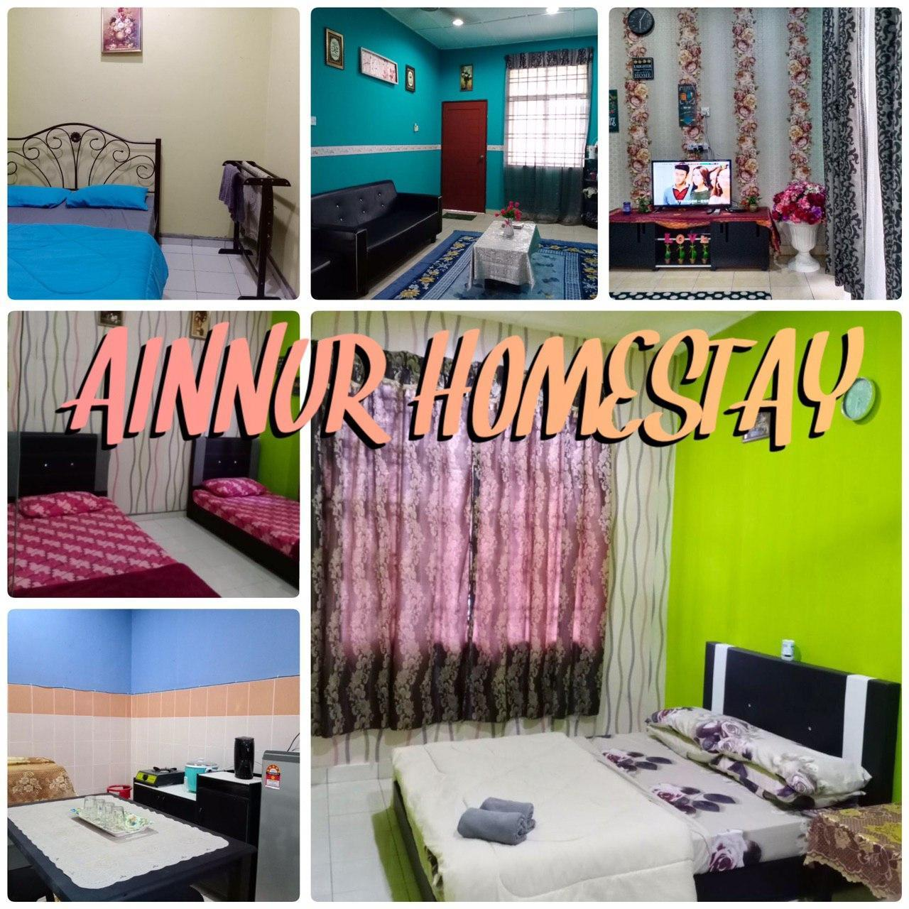 Ain Homestay Kuala Rompin