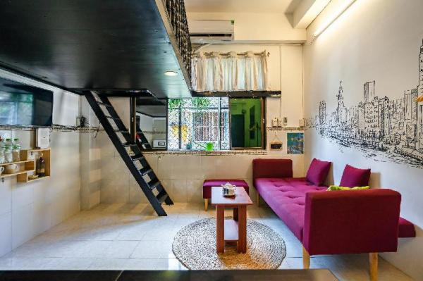 Apartment Dist 1 In HCM central, No.906 Ho Chi Minh City