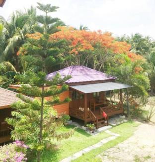 [ワット プレーン]一軒家(25m2)| 1ベッドルーム/1バスルーム Phumpana garden villa