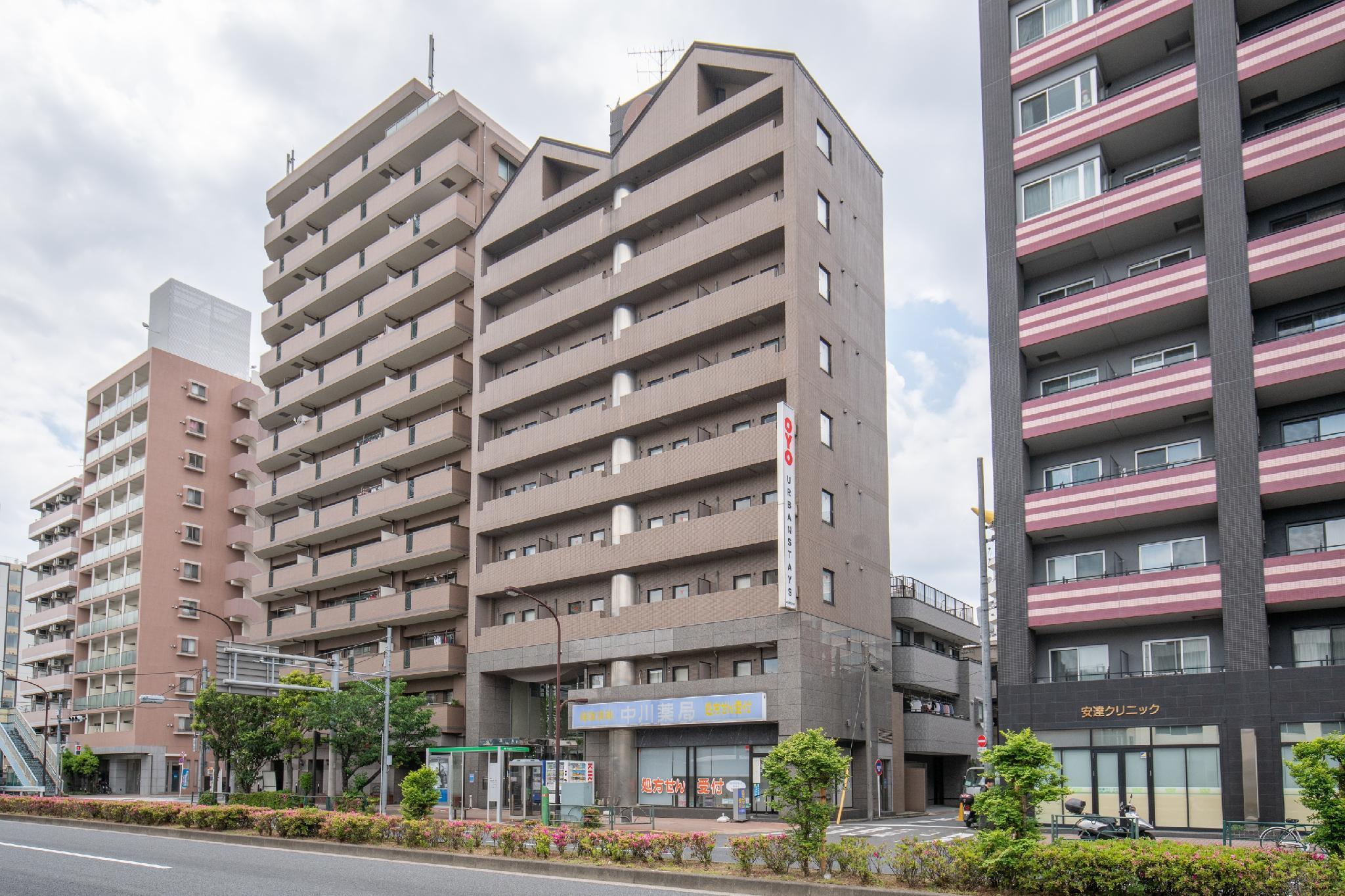 OYO 440 Urban Stays Asakusa