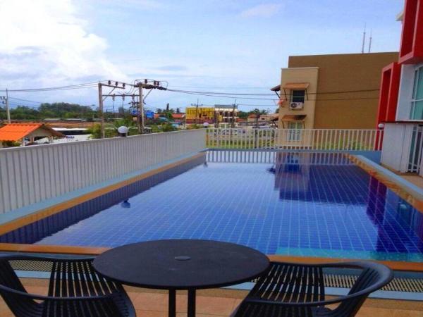 Bukitta Airport Condominium by Daow Phuket