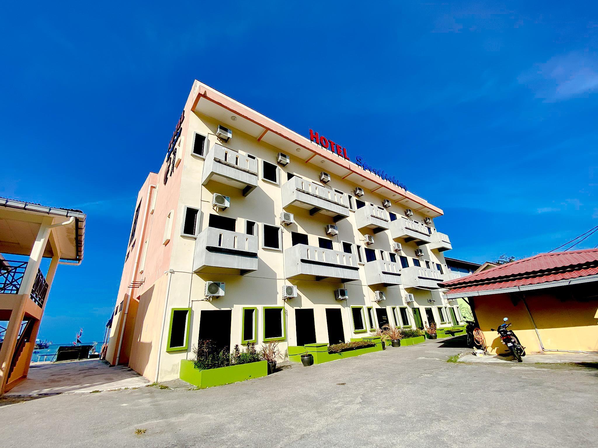 Sportfishing Hotel