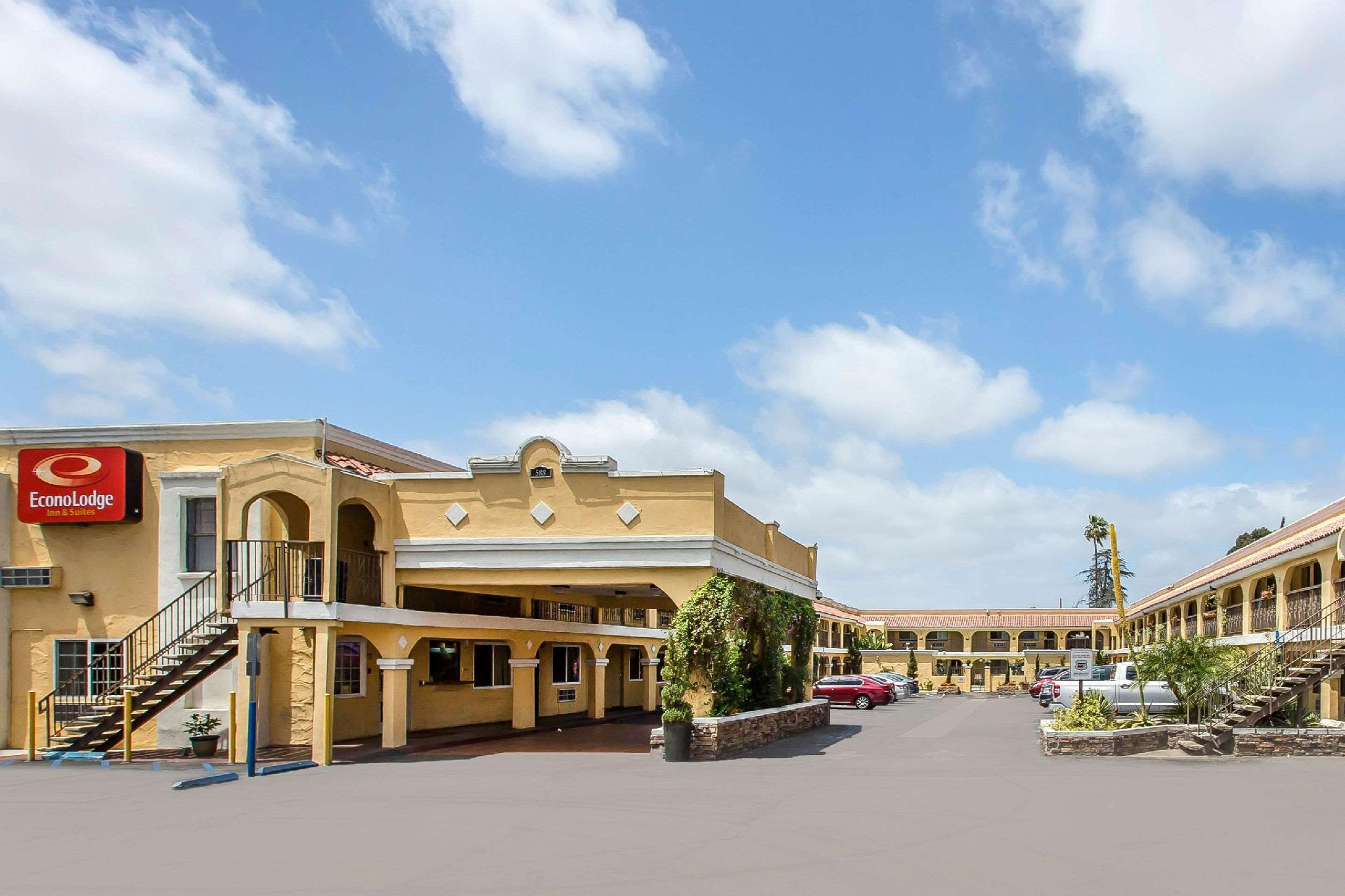 Econo Lodge Inn And Suites El Cajon San Diego East