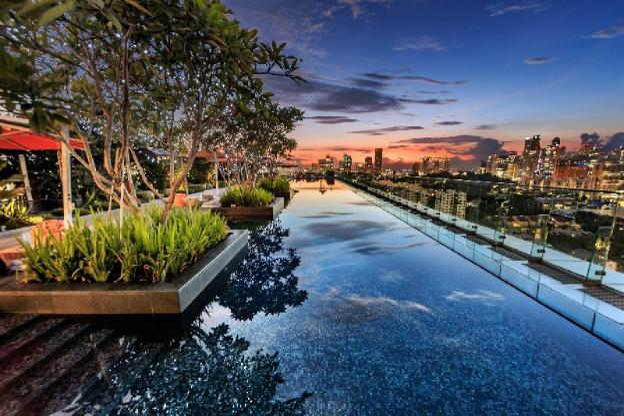 Hotel Jen Orchardgateway Singapore by Shangri-La