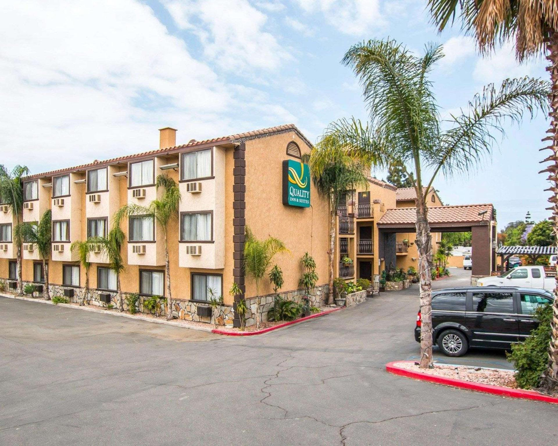 Quality Inn And Suites Near The Border San Ysidro