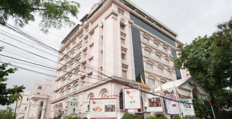 Vestin Park Chennai Hotel