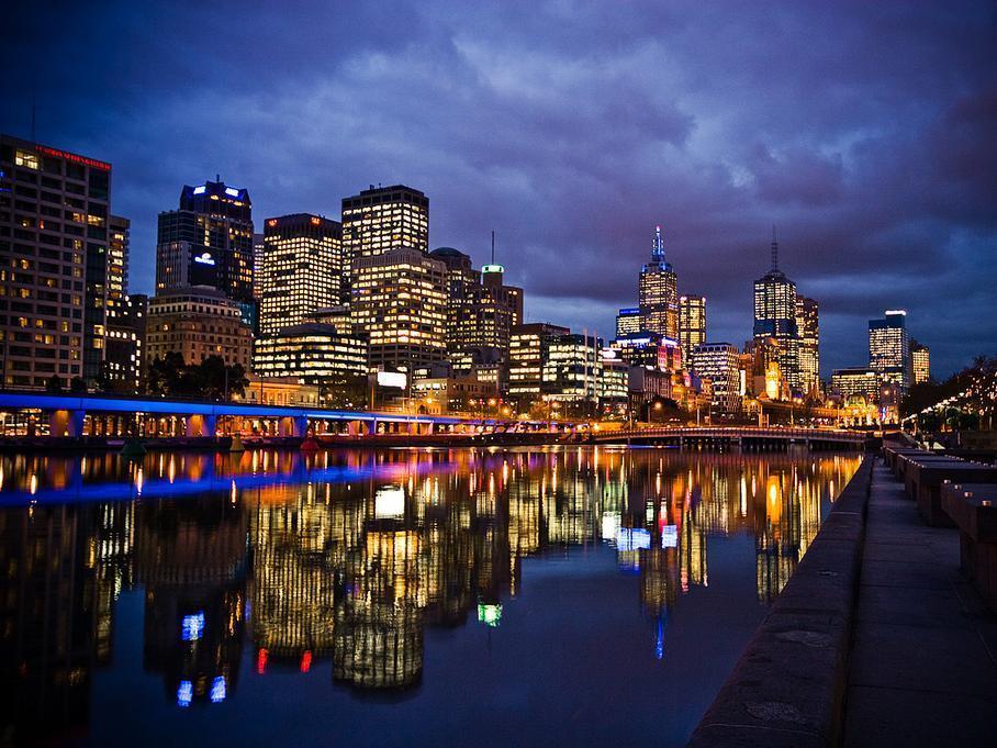 Punthill Apartment Hotels Manhattan In Melbourne, Australia