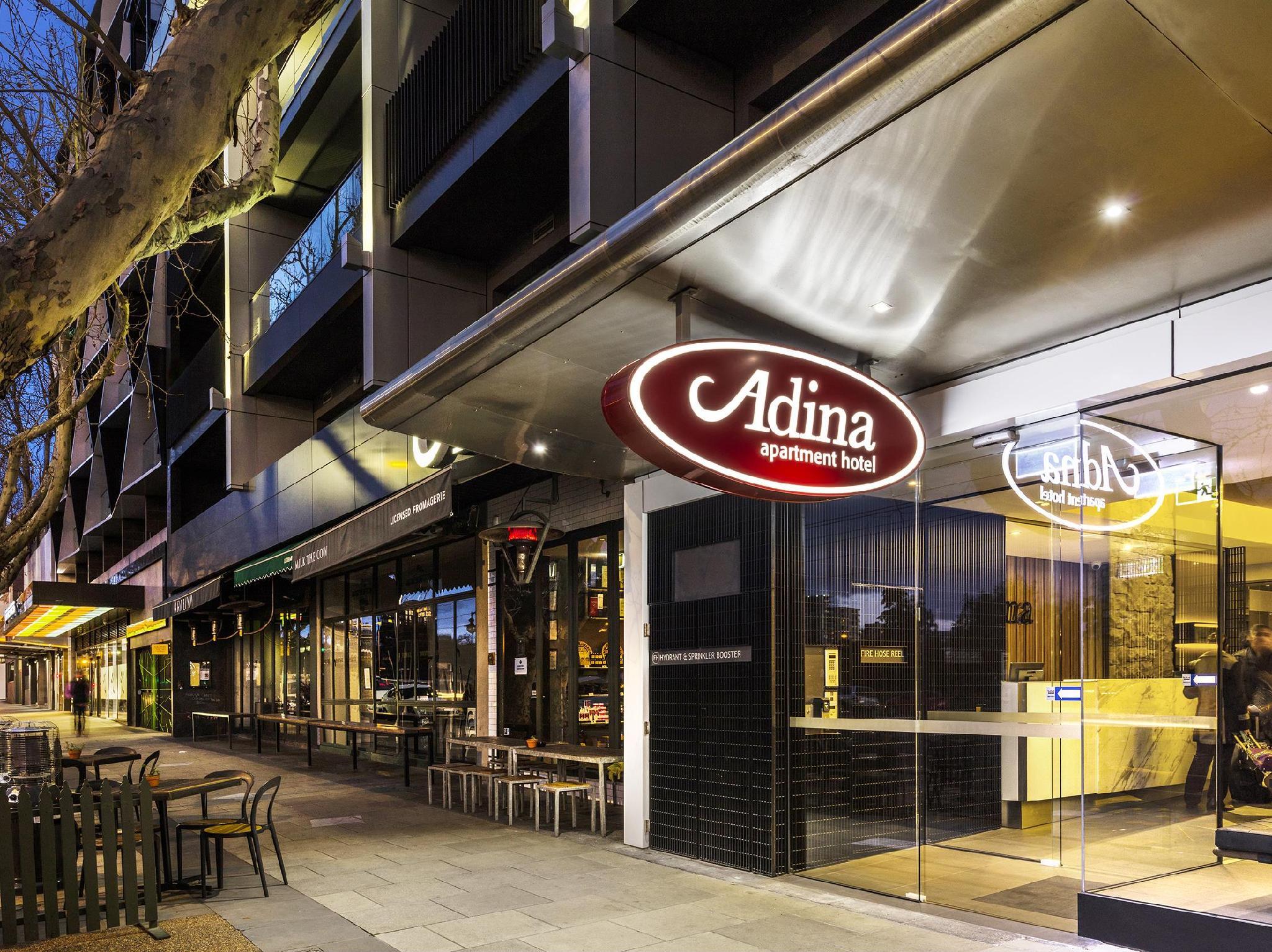 Adina Apartment Hotel St Kilda Melbourne – Photos, Rates & Deals