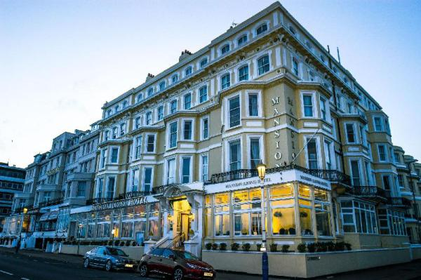 The Mansion Lions Hotel Eastbourne