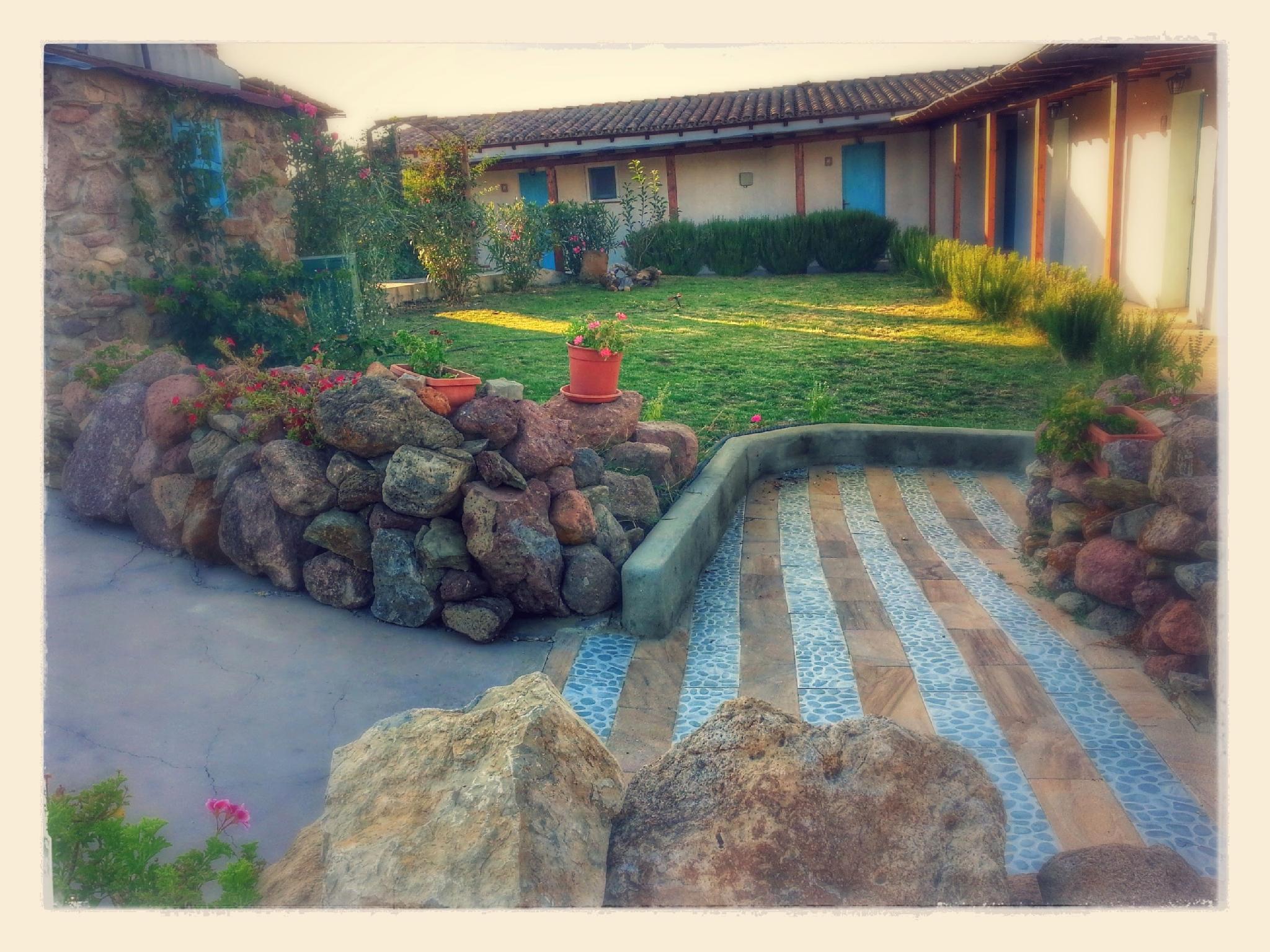 Guest House Sa Corti De Sa Perda Piscinas