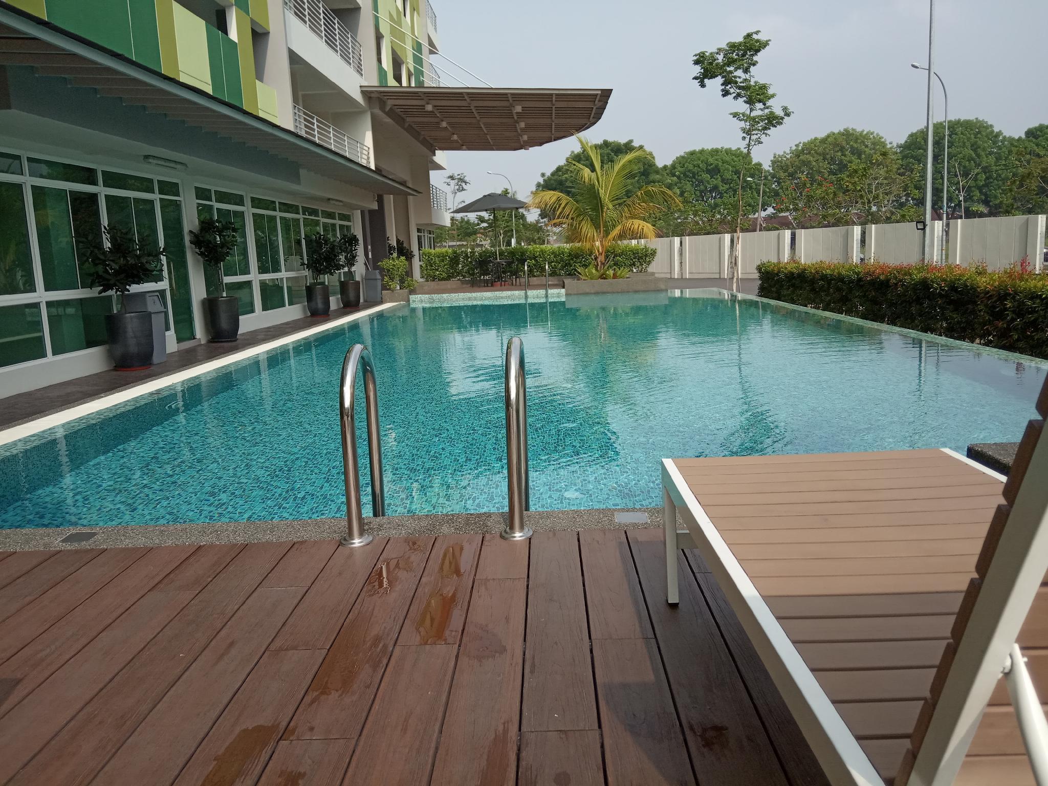Double Room At GEMS International School Scenery View Penang