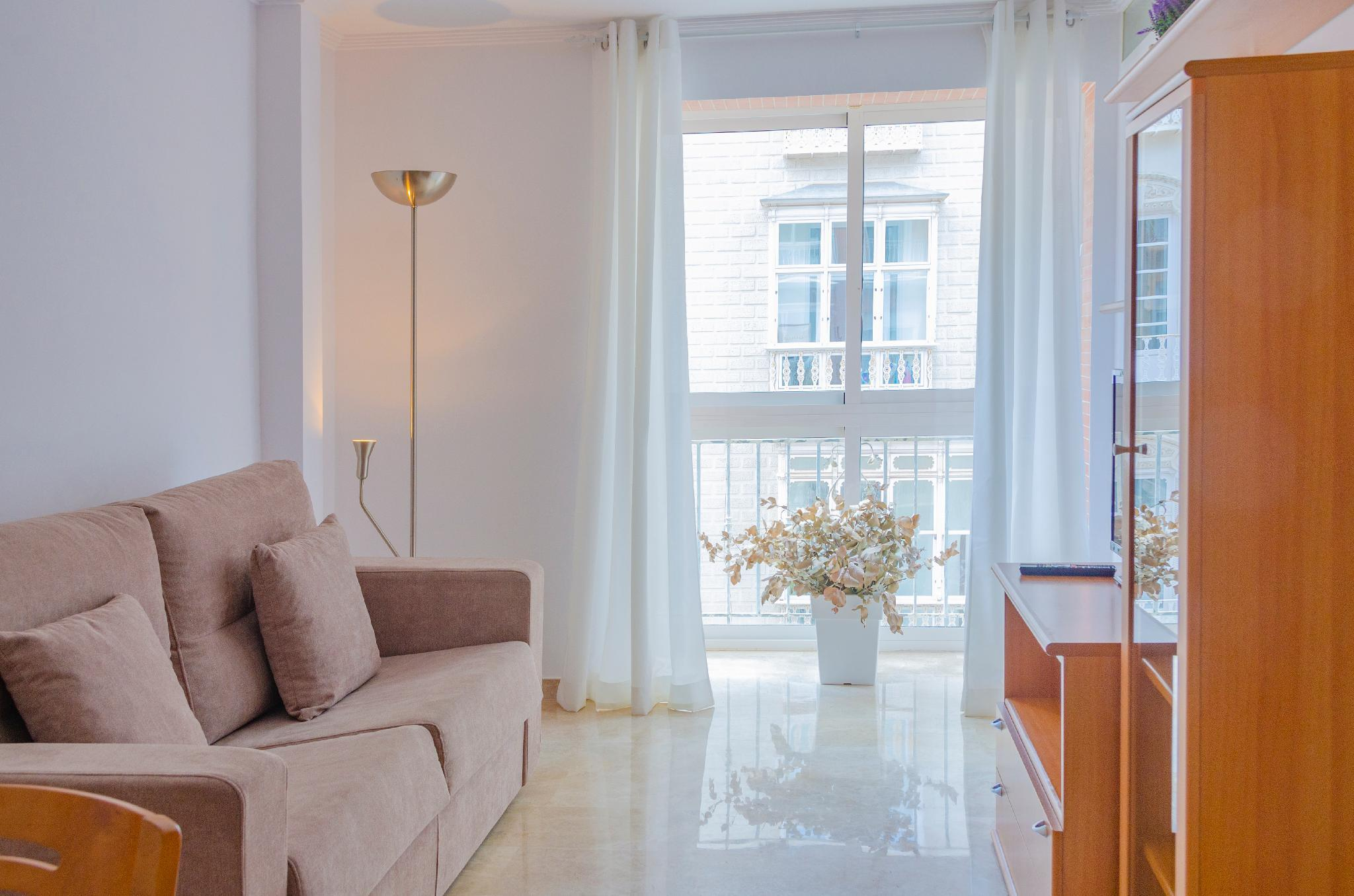 4A Apartment The Best Zone Cartagena+wifi+parking