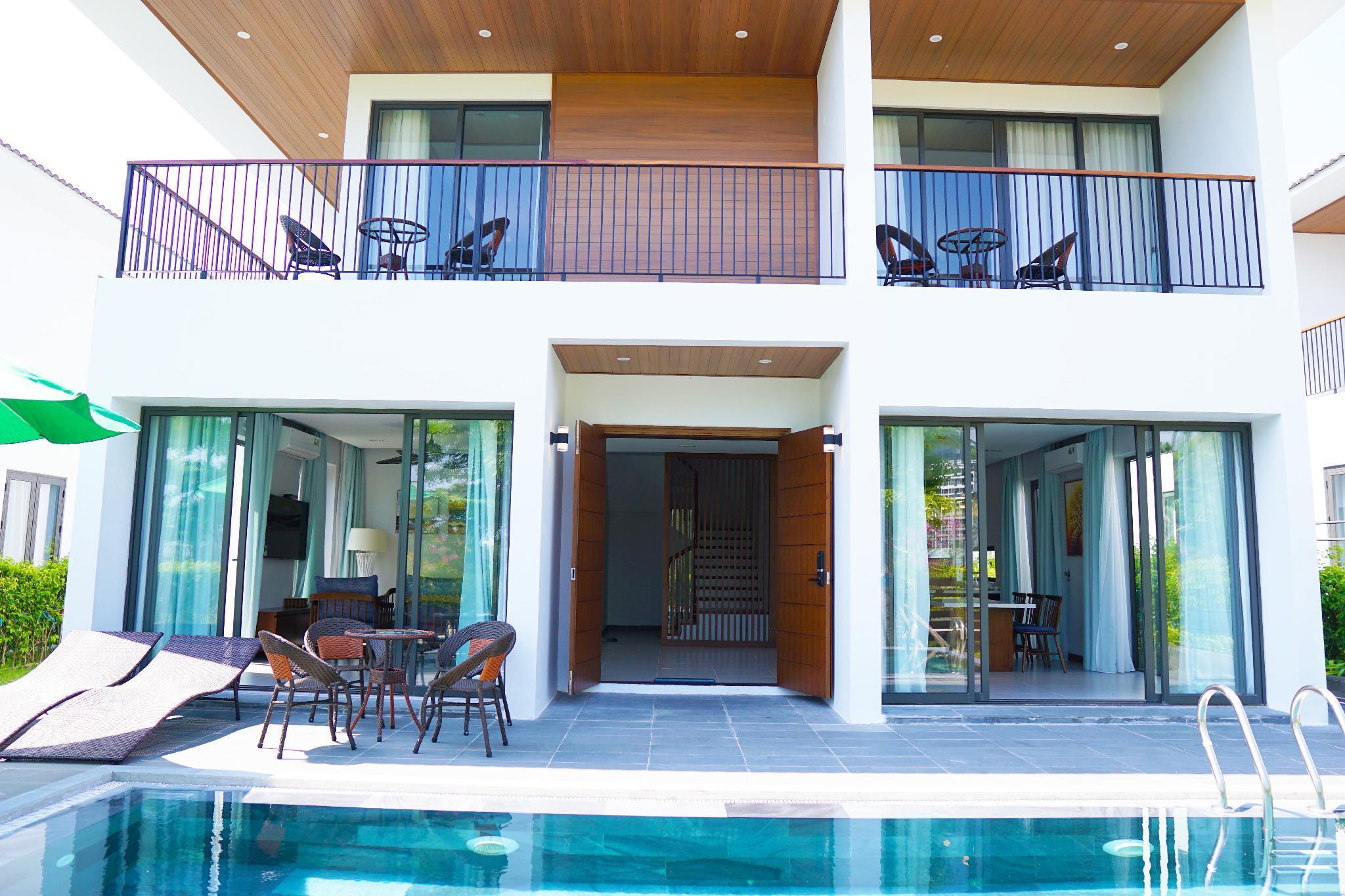 Beautiful Beach Villa With Private Pool