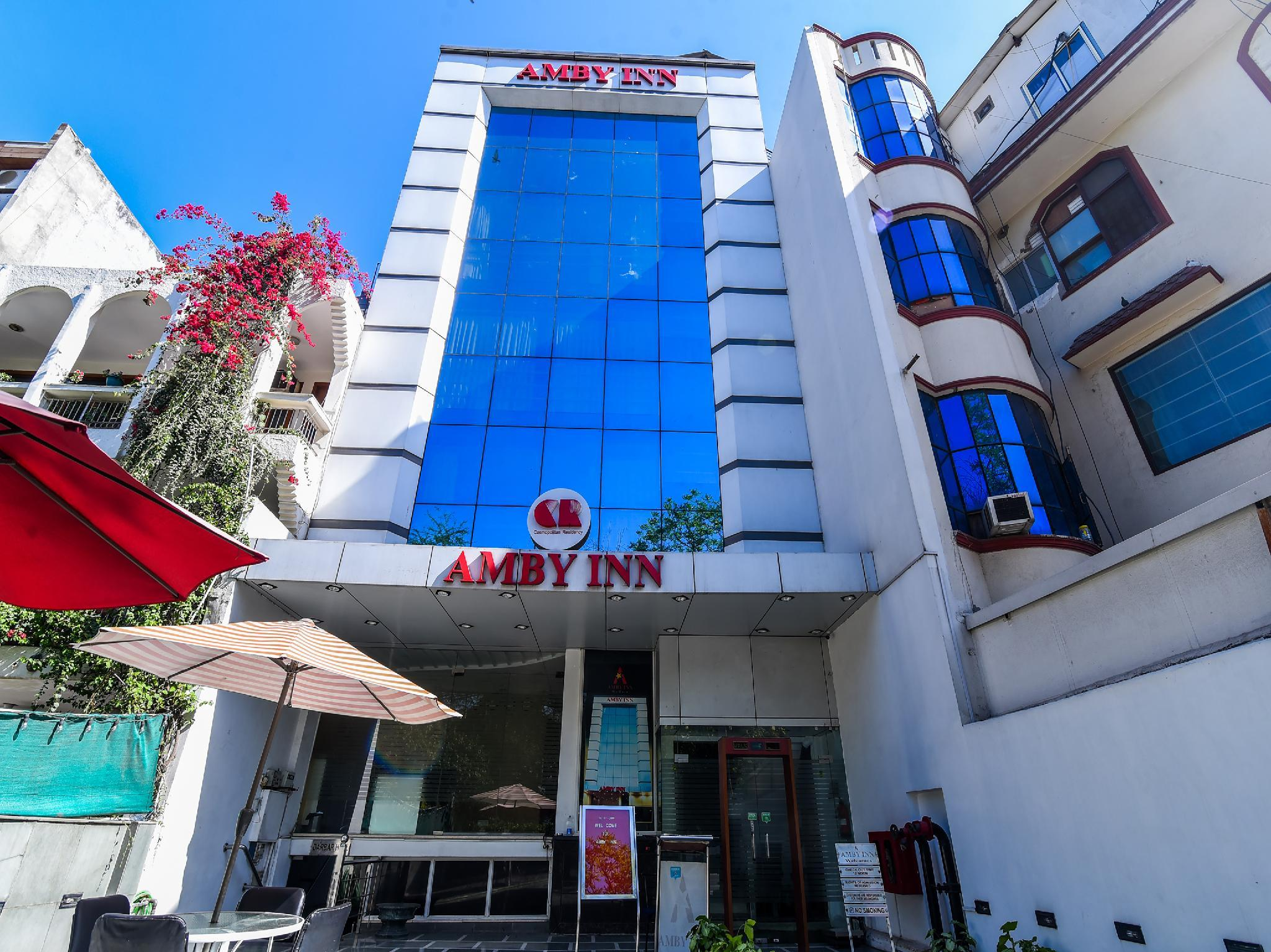 Capital O 1245 Hotel Amby Inn