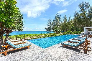 ⭐The White Pearl 5BR Modern Beachfront Pool Villa วิลลา 5 ห้องนอน 5 ห้องน้ำส่วนตัว ขนาด 1600 ตร.ม. – ไม้ขาว