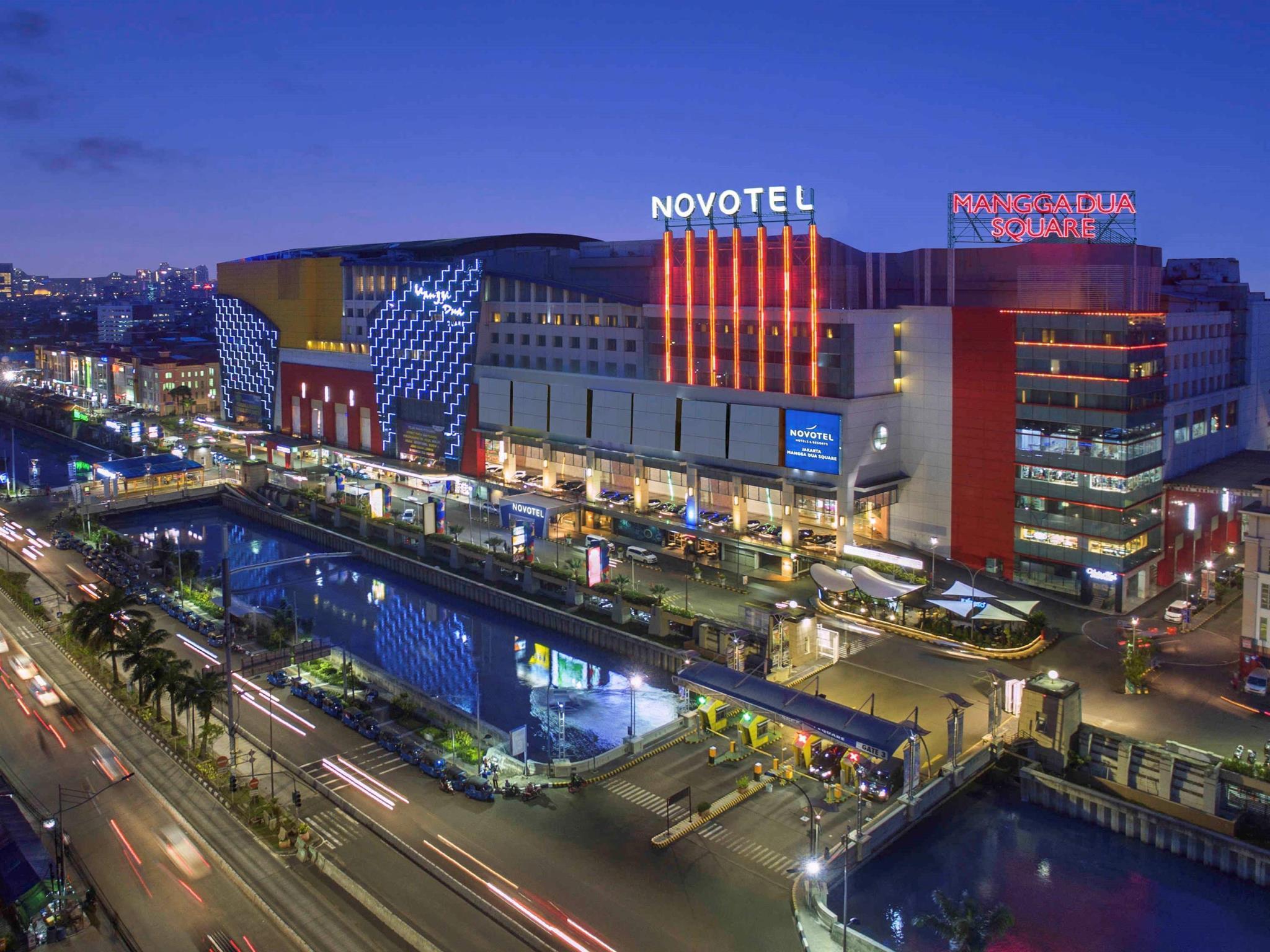 Staycation in Jakarta