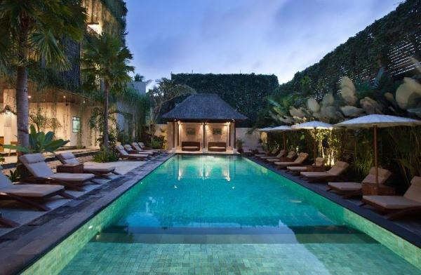Ubud Village Hotel Bali