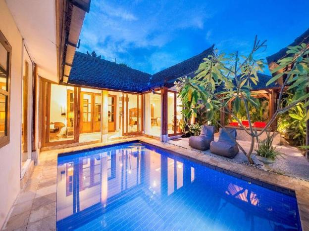 Charming Villa @heart of Seminyak.Free WelcomPack!