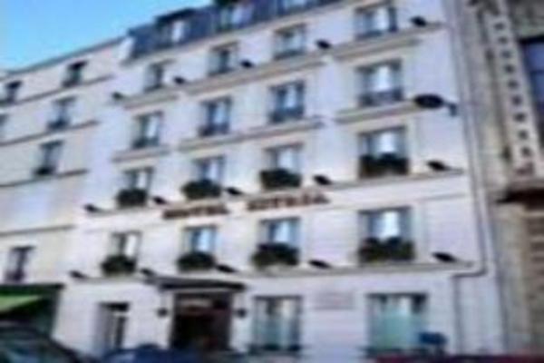 Hotel istria Paris