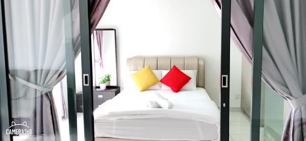 [As Home] 1Tebrau 14th - Midvalley/CIQ/2-4paxs Johor Bahru