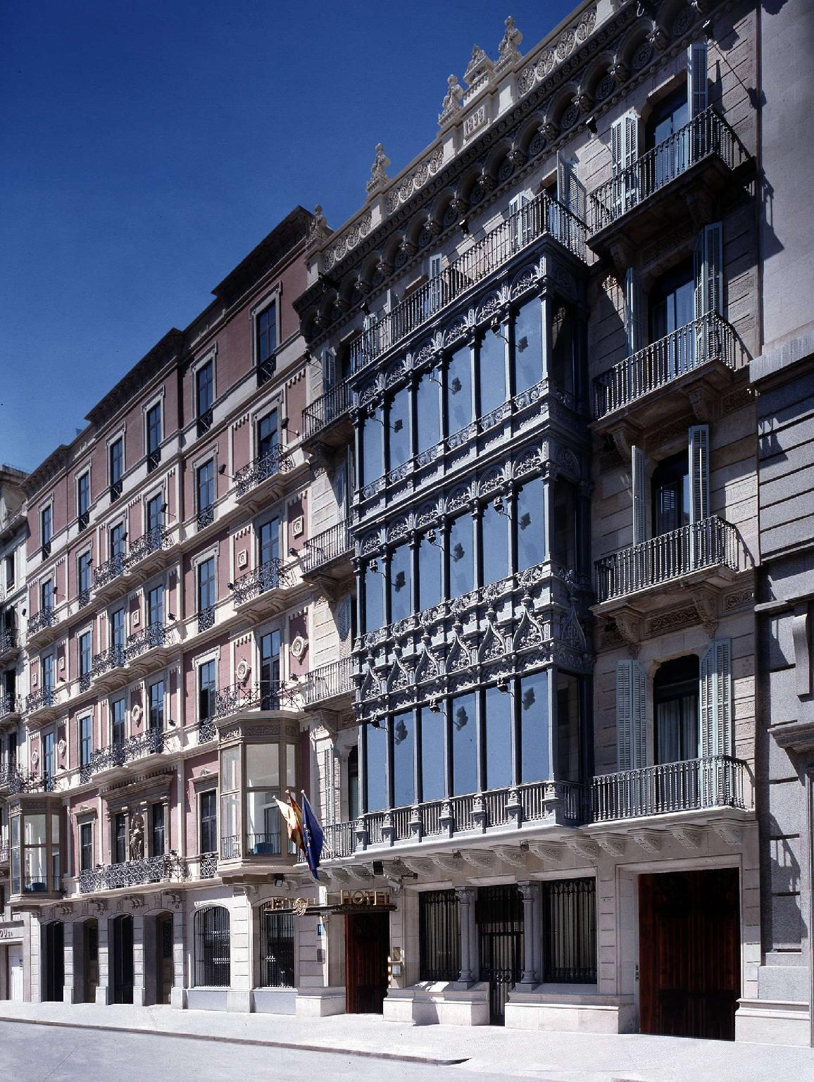 Hotel Catalonia Placa Catalunya