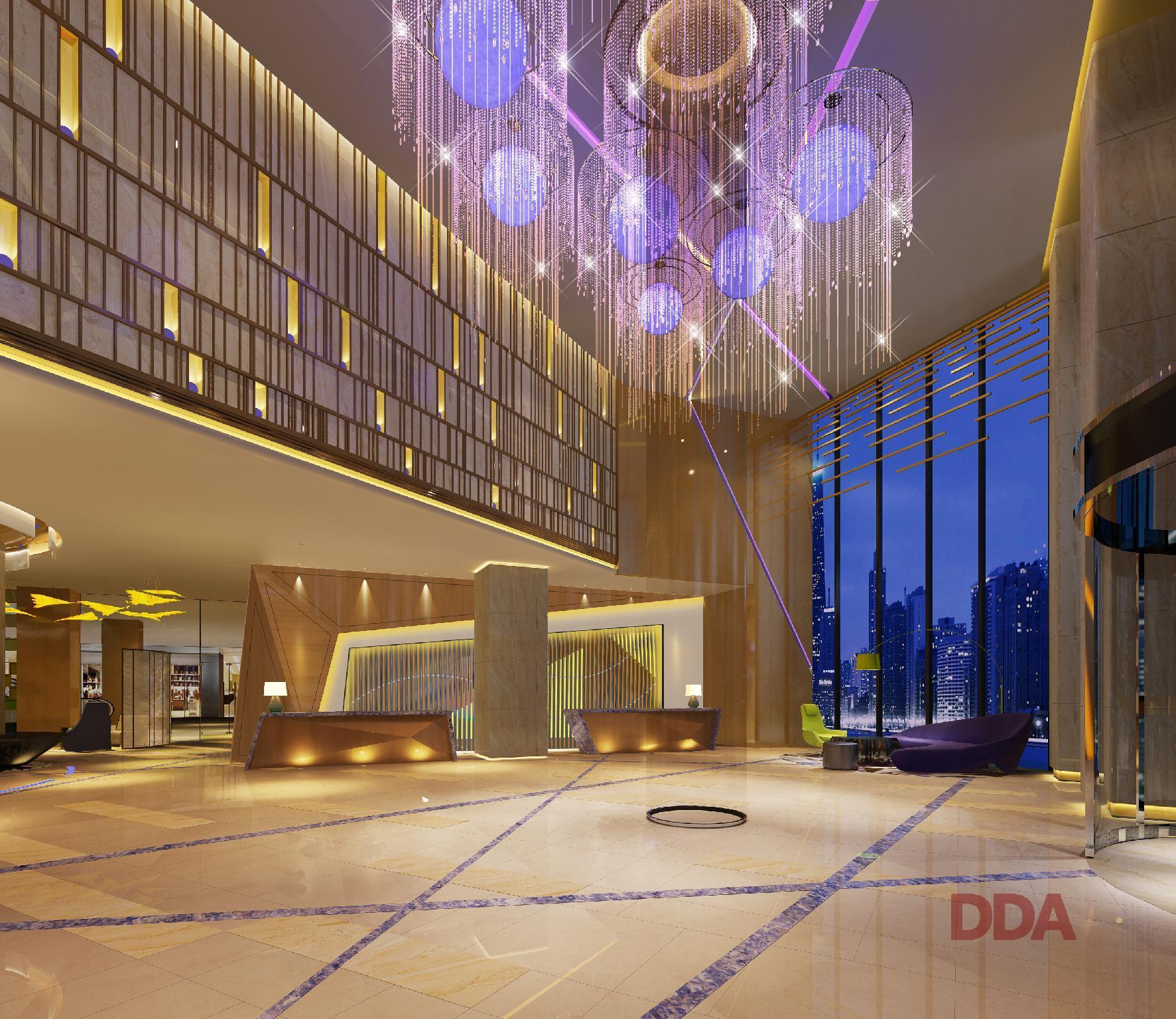 Huailai Wanyue Jianguo Hotel