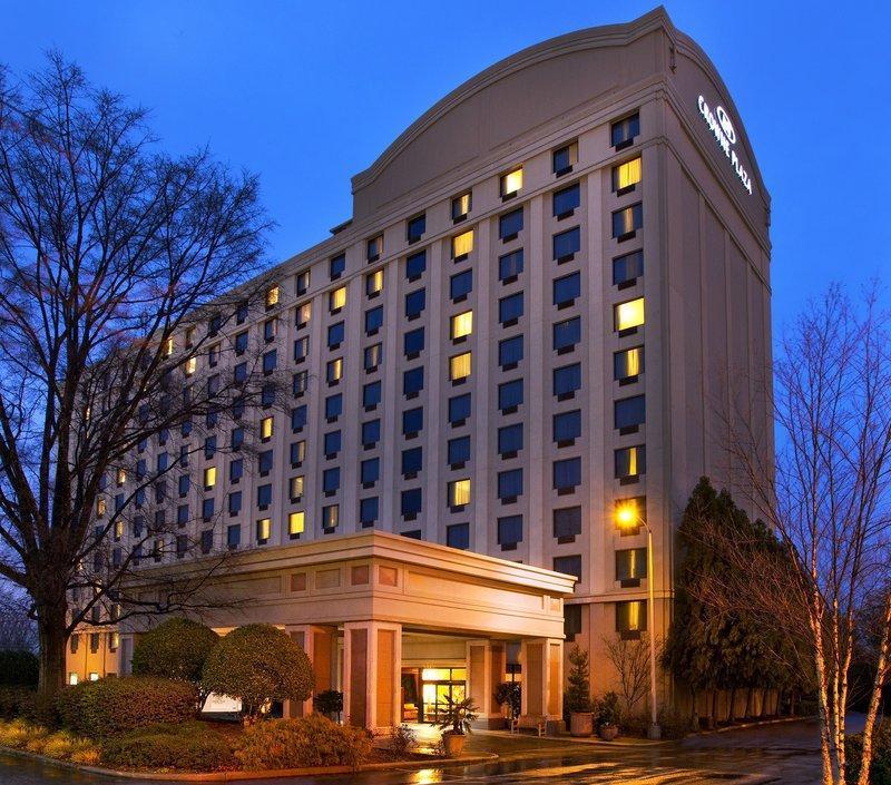 Crowne Plaza Hotel Atlanta Airport