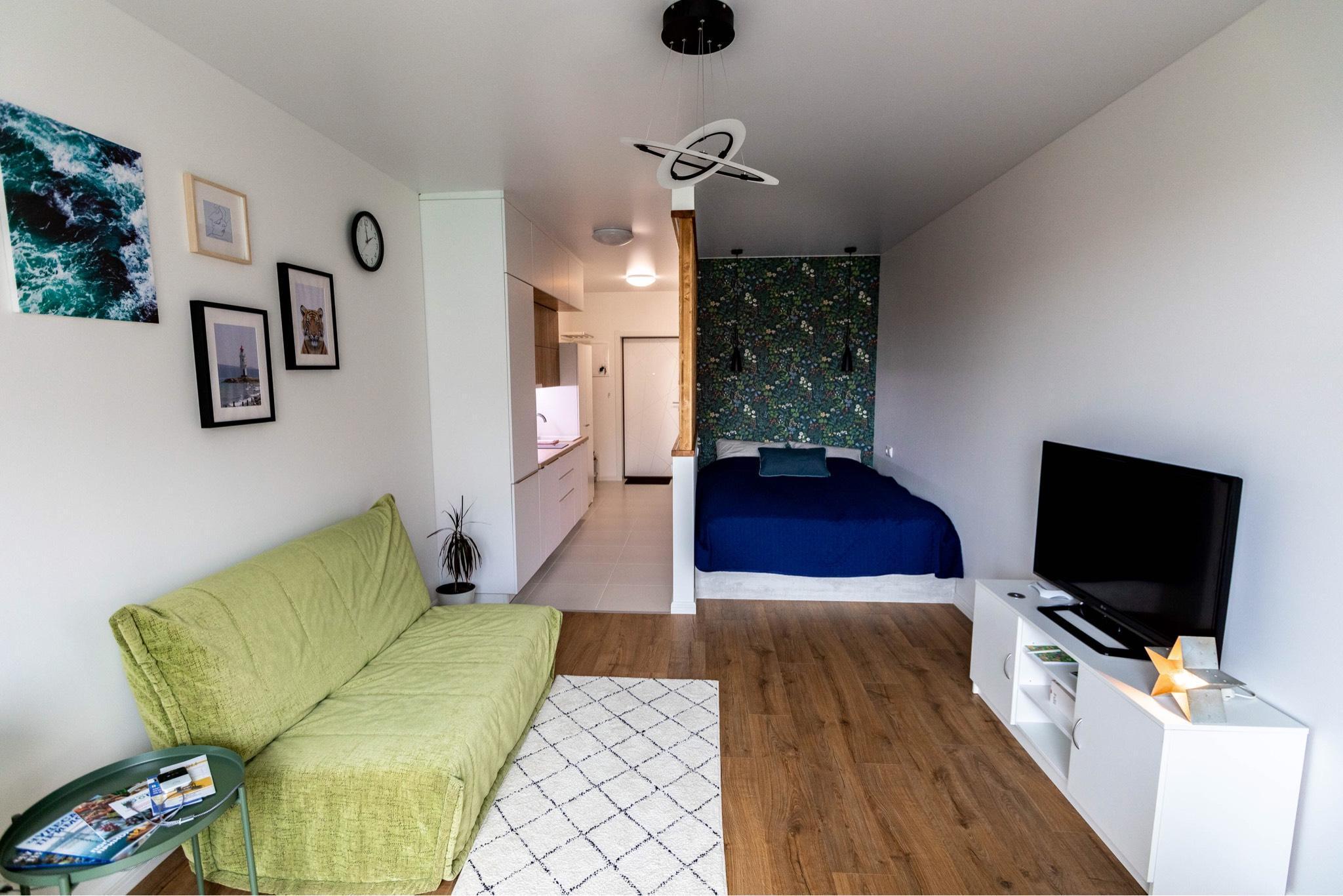 Cozy Colorful Apartment