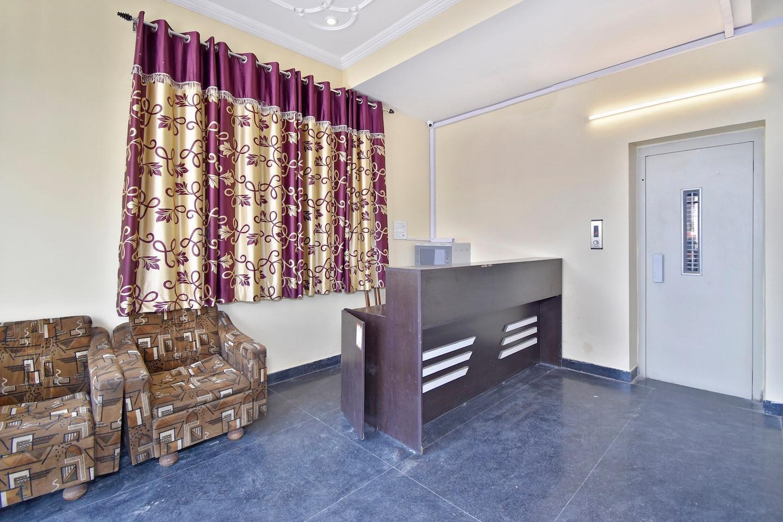 OYO 29725 Hotel Iram Residency