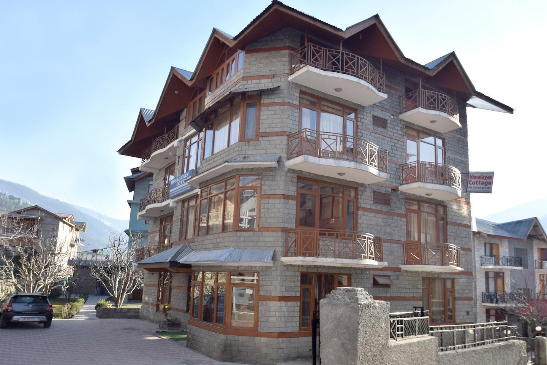OYO 12771 Himalayan Villa