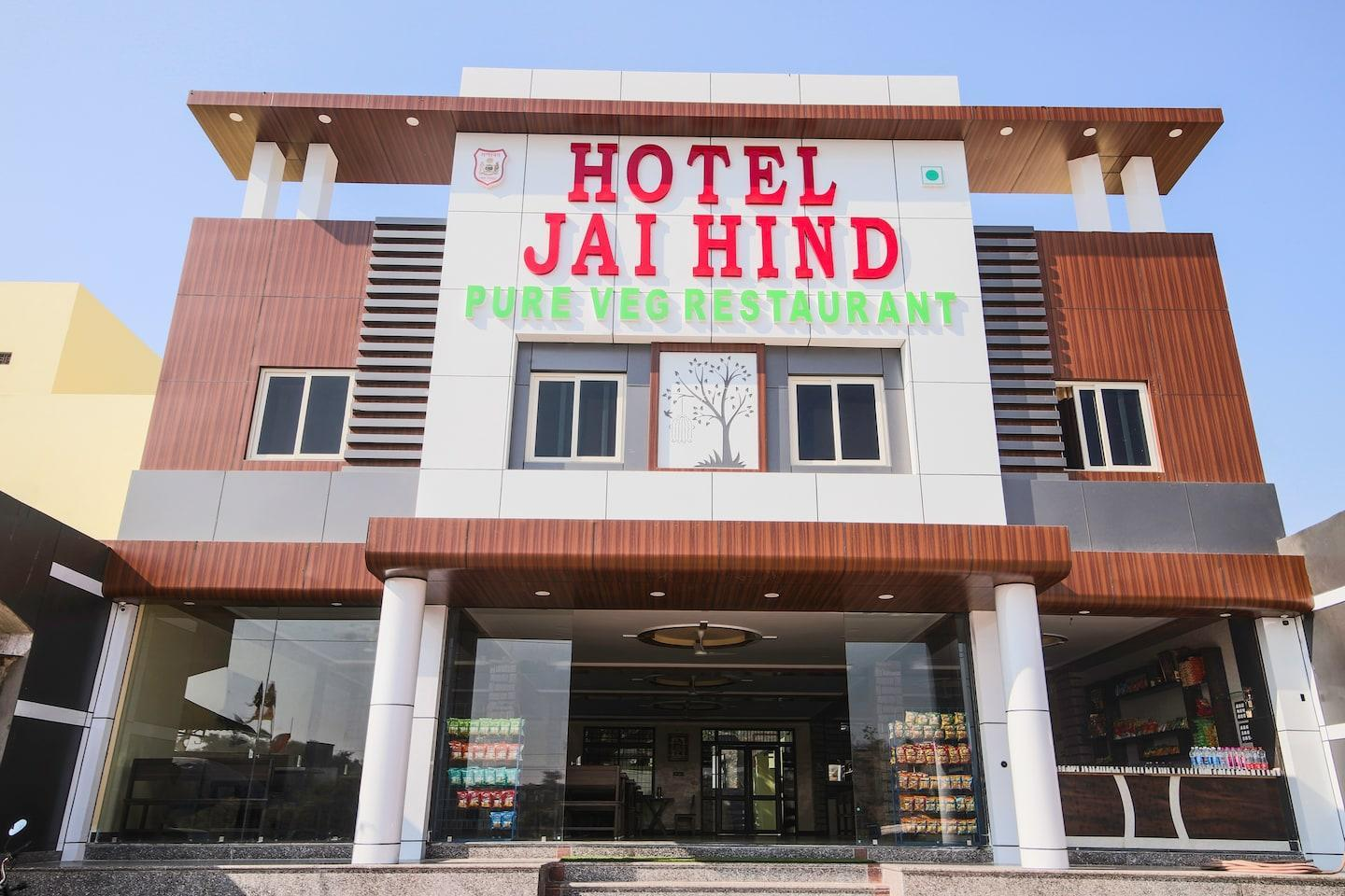 OYO 29685 Jai Hind Hotels And Restaurant
