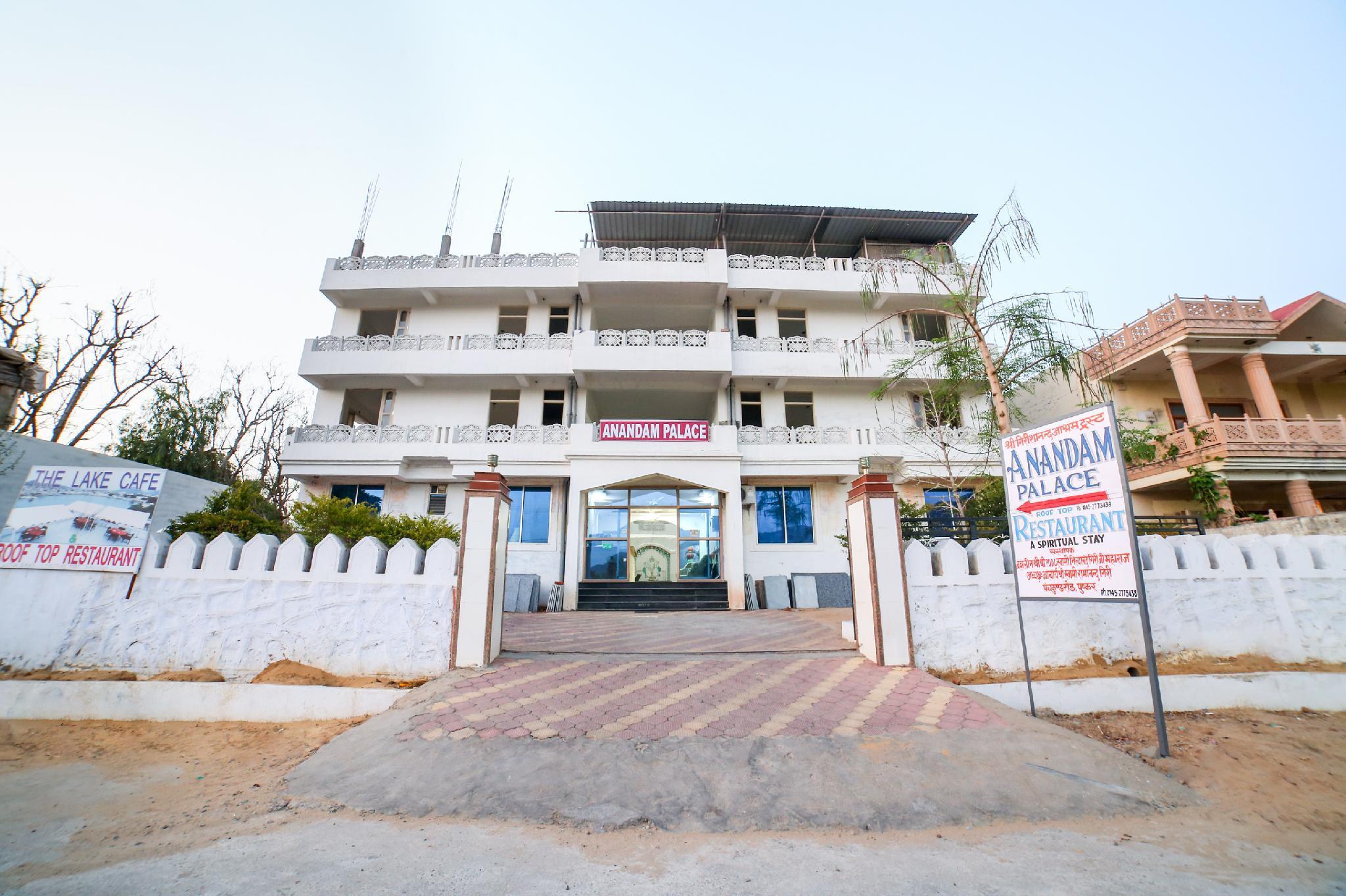SPOT ON 38841 Anandam Palace