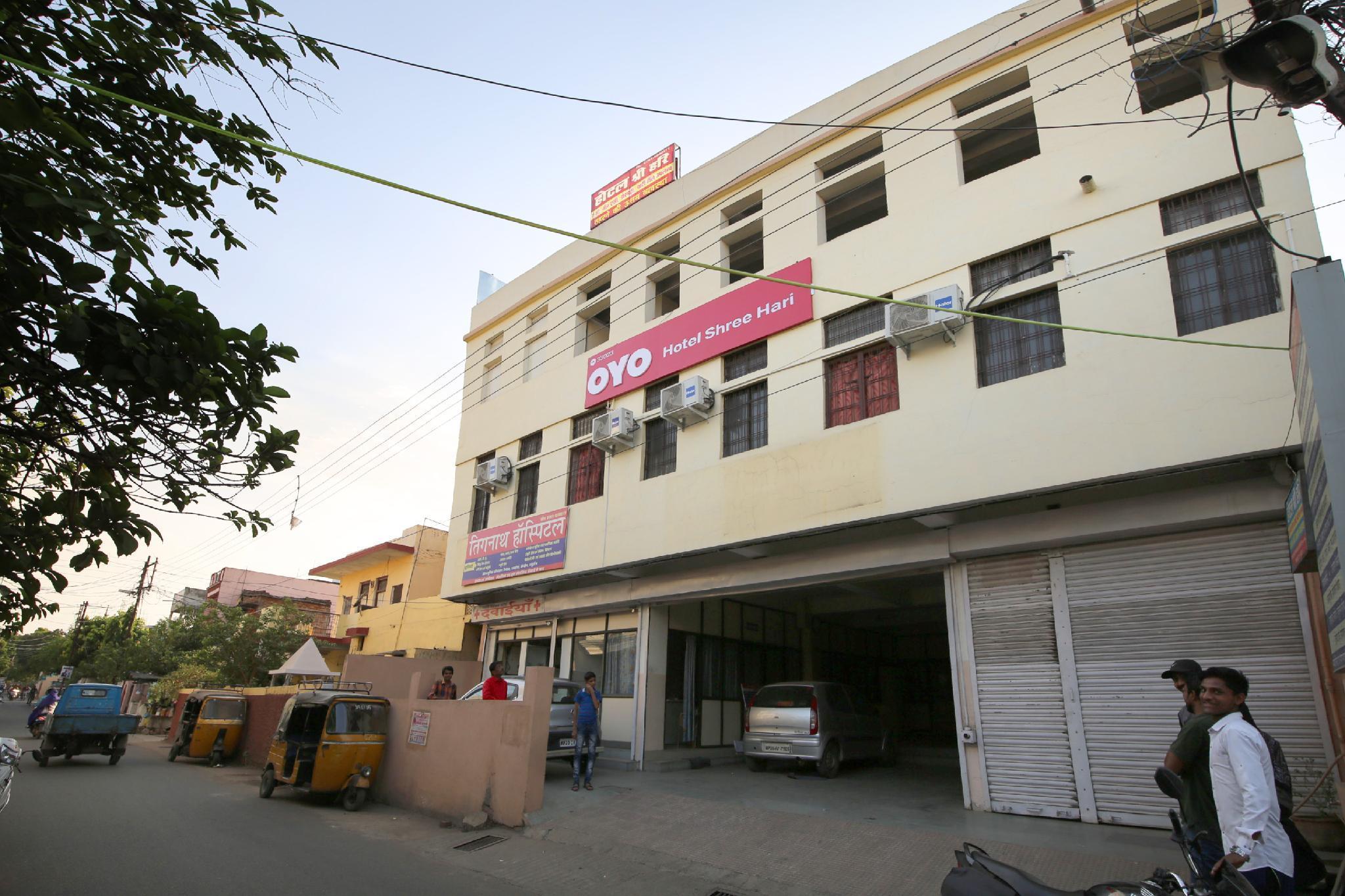 OYO 33023 Hotel Shree Hari
