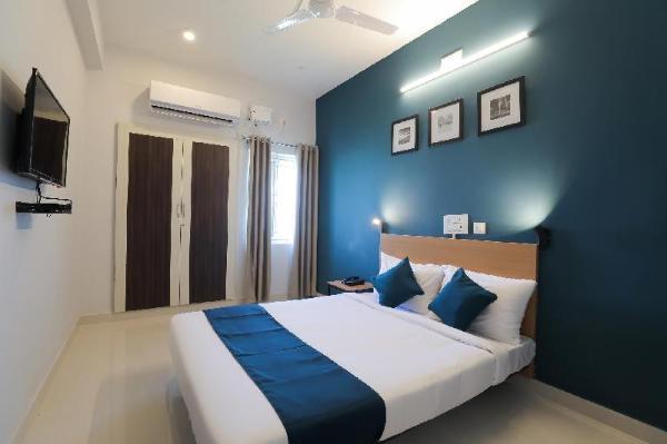 SilverKey Executive Stays 35544 Perumbakkam Chennai