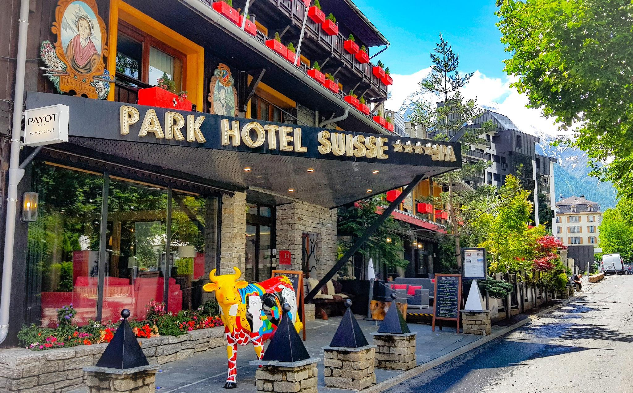 Park Hotel Suisse And Spa