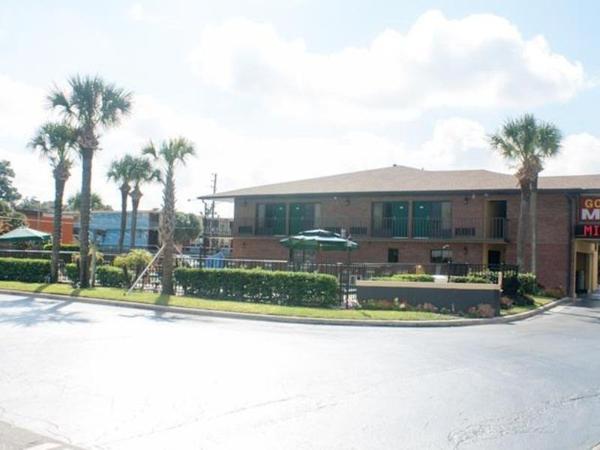 Golden Link Motel Kissimmee Orlando