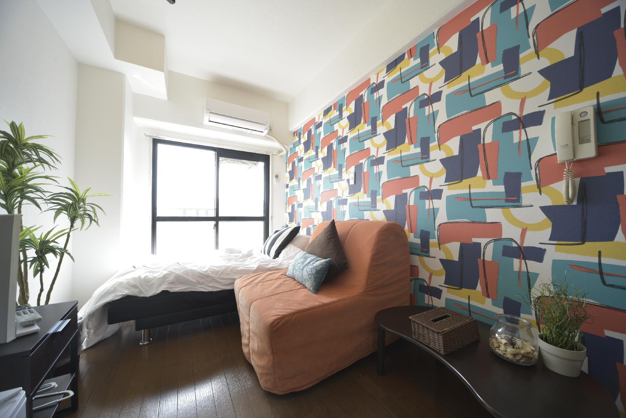 EX Shirokitakoen Apartment 405