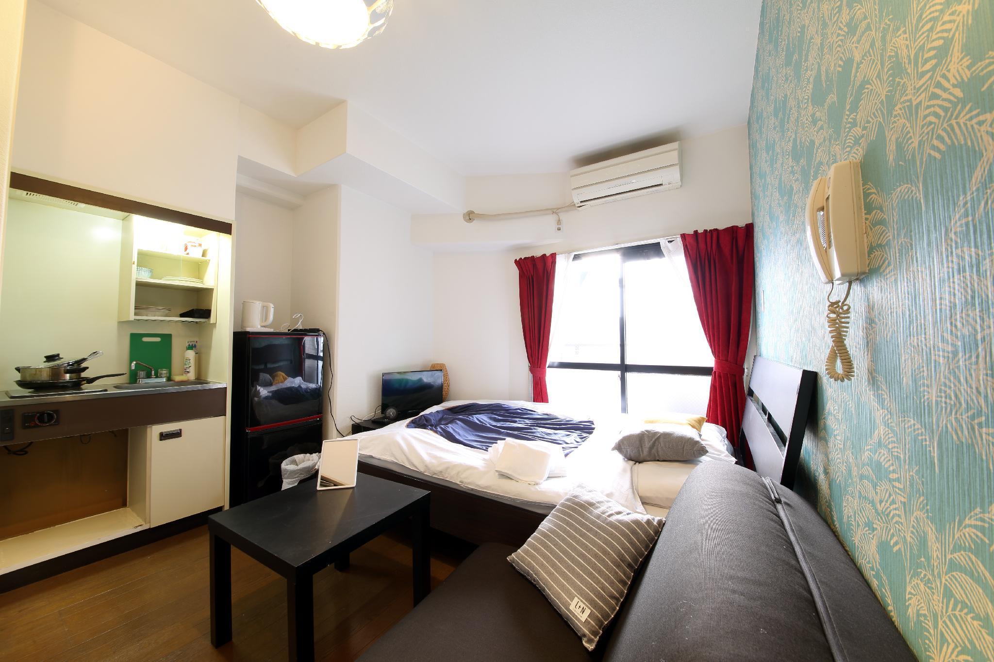 EX Shirokitakoen Apartment 408