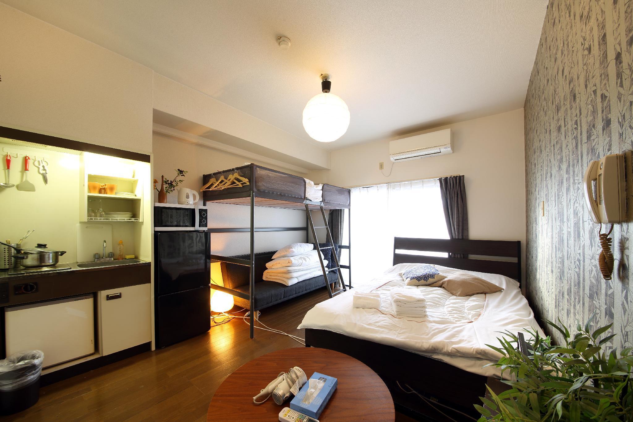 EX Shirokitakoen Apartment 409
