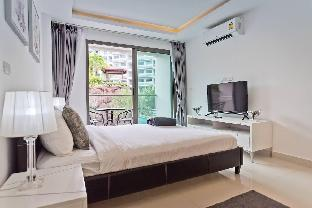 CHIC Studio in Laguna Beach Resort - Maldives อพาร์ตเมนต์ 1 ห้องนอน 1 ห้องน้ำส่วนตัว ขนาด 28 ตร.ม. – หาดจอมเทียน