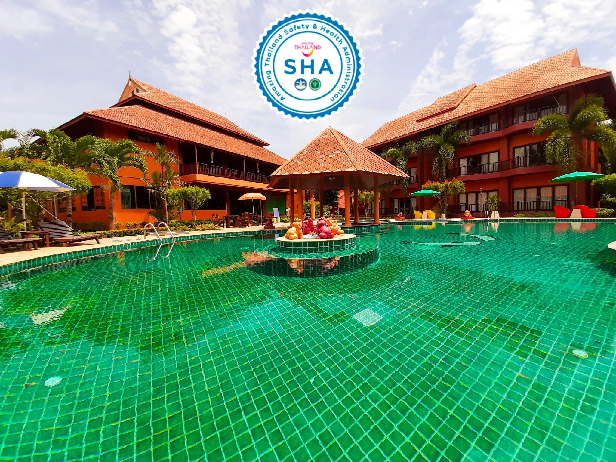 Andamanee Boutique Resort (SHA Certified)