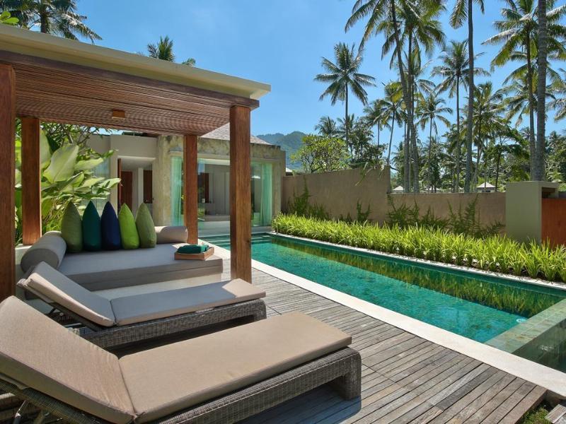 Candi Beach Villas