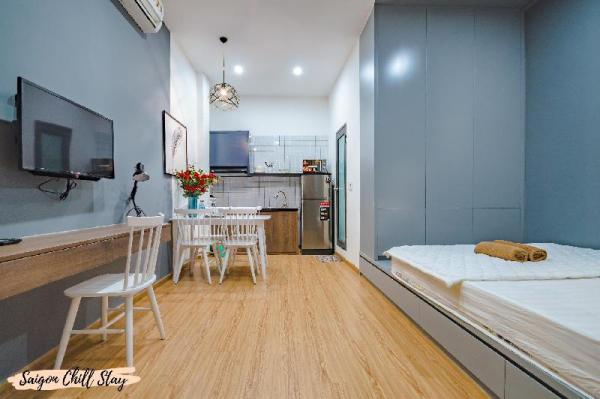 Japanese Town @Brand New Spacious Deluxe Studio 1F Ho Chi Minh City