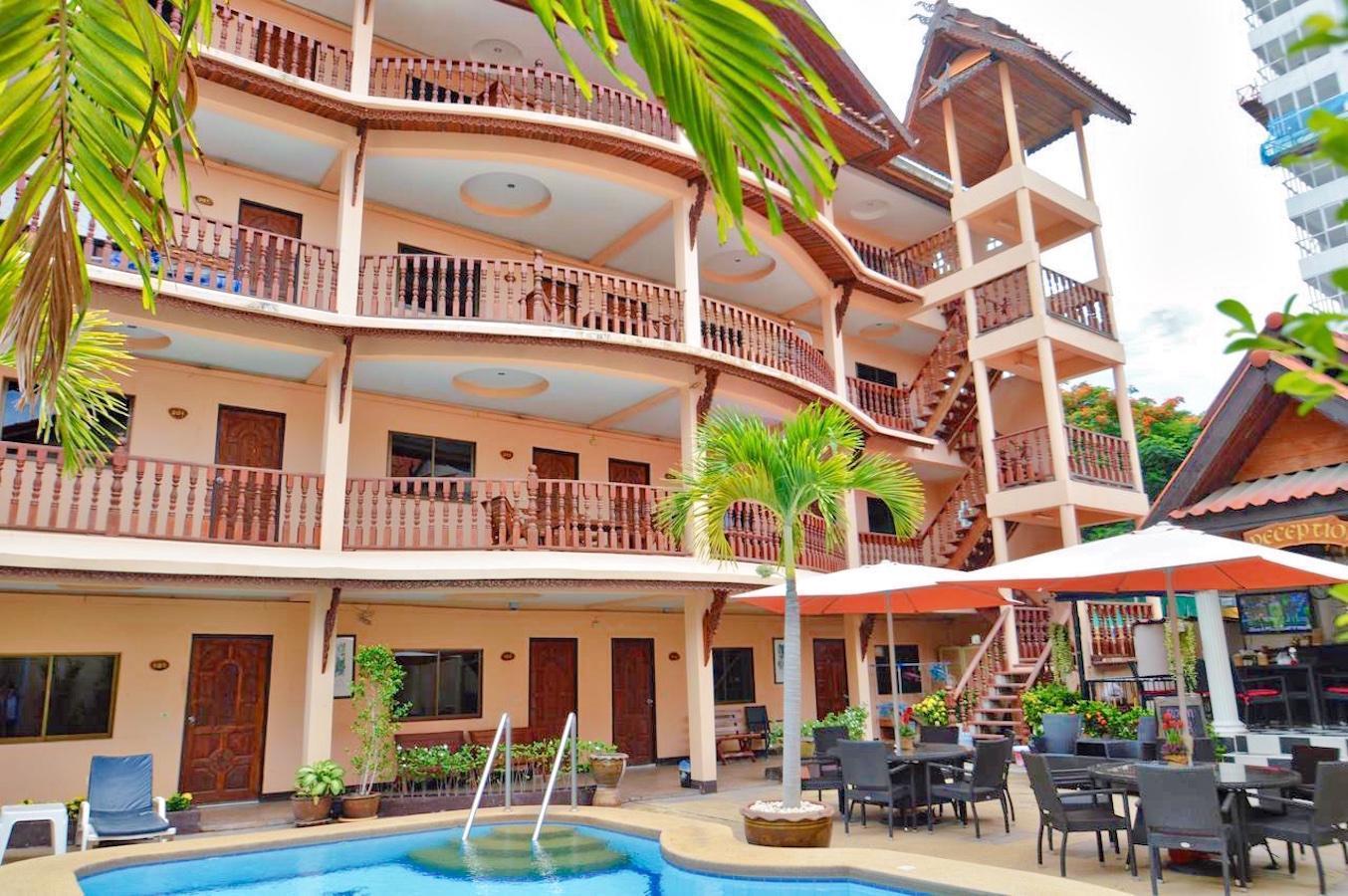 Phratamnak Inn