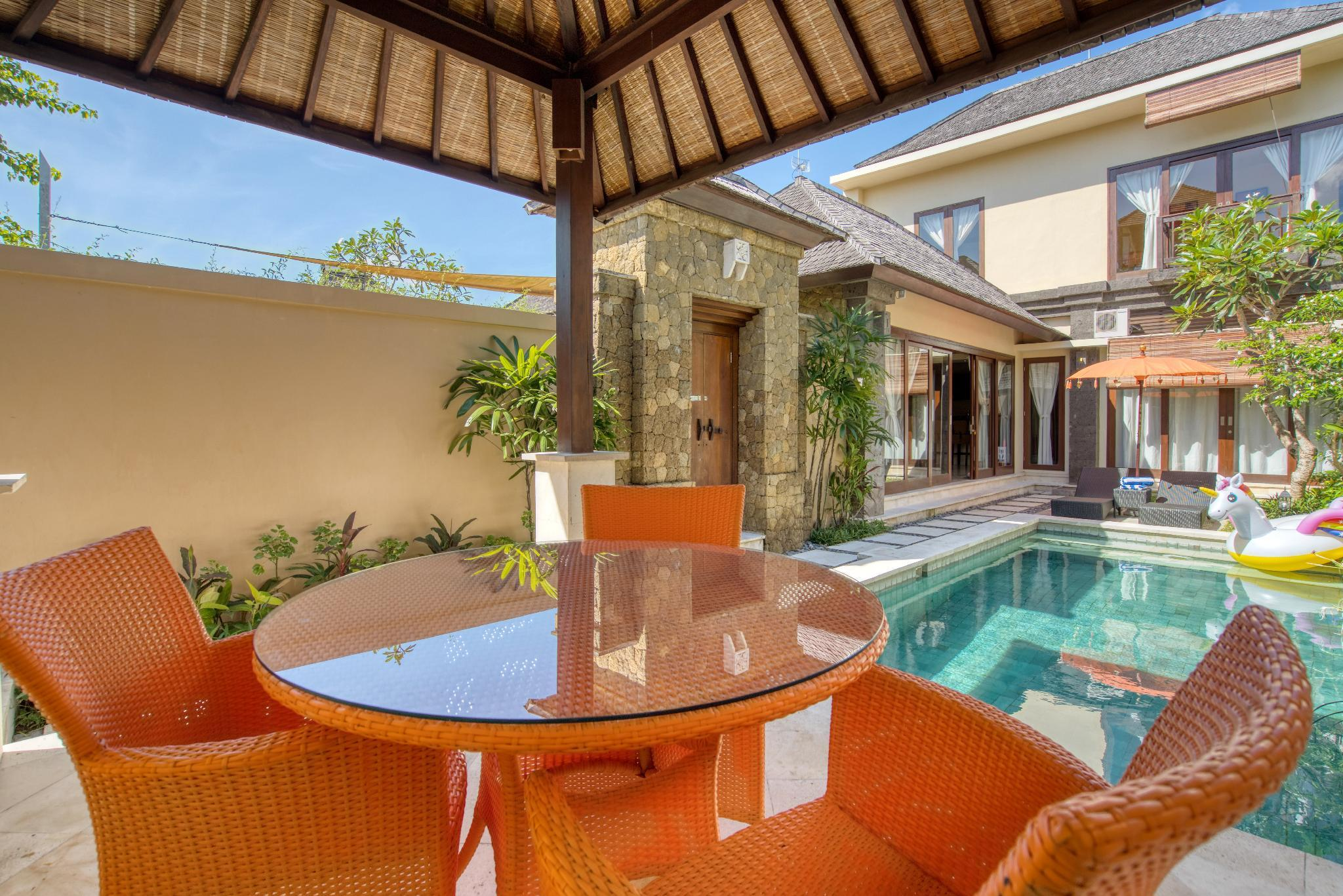 NEW 2BR Chillout HillTop Pool Villa With Netflix