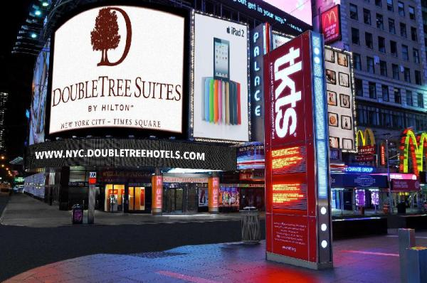 DoubleTree Suites by Hilton Hotel NYC - Times Square New York