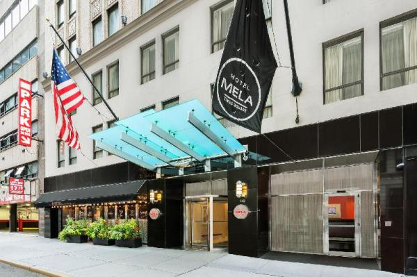 Hotel Mela Times Square New York