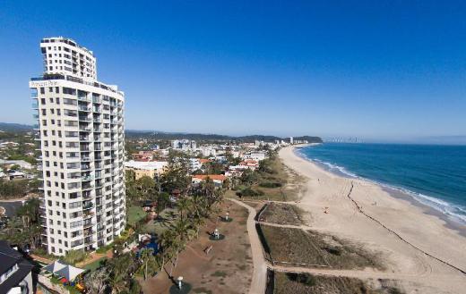 Princess Palm On The Beach Apartments