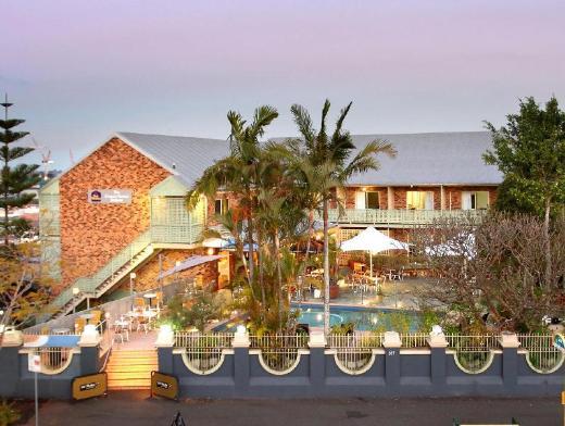 Best Western Gregory Terrace Brisbane Hotel